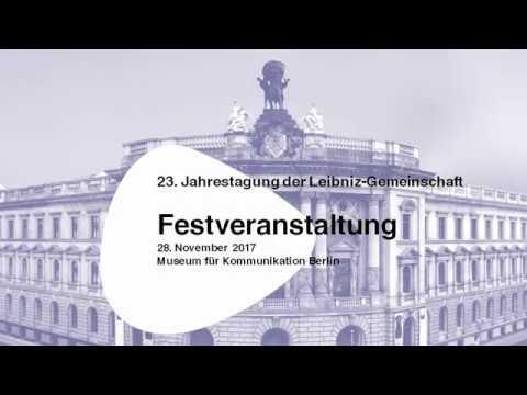 Jahrestagung der Leibniz-Gemeinschaft 2017