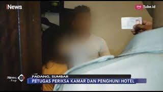 Belasan Pasangan Mesum Diciduk Polisi Di Hotel Melati Padang - INews Pagi 19/03