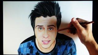 Dibujando a Youtubers | elrubiusOMG