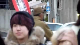 角田美代子自殺の件について兵庫県警前で抗議街宣 角田美代子 検索動画 3