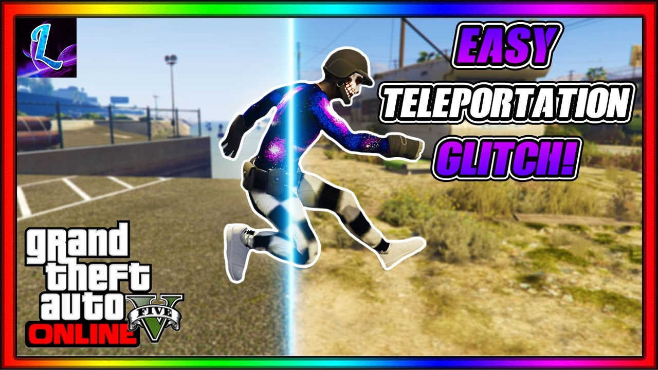 *SOLO* HOW TO TELEPORT ANYWHERE IN SECONDS IN GTA 5 ONLINE! (Easy Job Teleport Glitch 1.53)