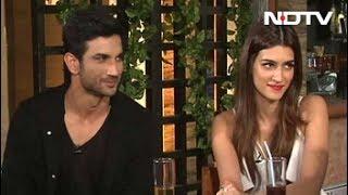 Spotlight: Sushant Singh Rajput And Kriti Sanon Talk About The Film 'Raabta'