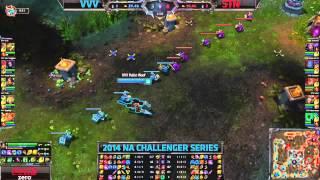 VVV vs STN - 2014 NACS 2 Play-In