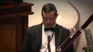 Recital de piano, violín y fagot - 14 Dic 2015 - Bloque 1
