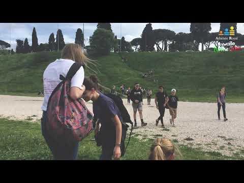 ARA - Voyage Rome 2019