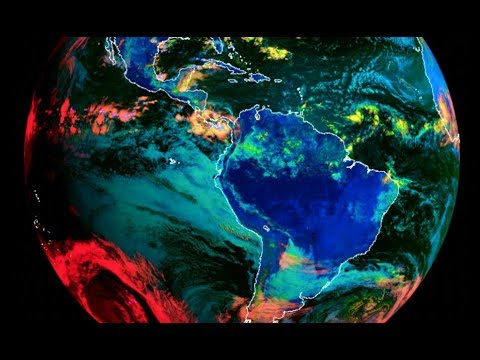 Solar Flare, Sand Storm, Magnetic Moon | S0 News Jul 7 2018