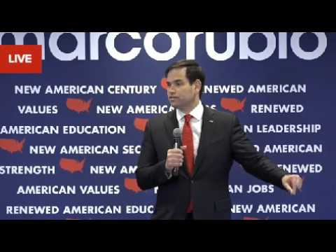 Marco Speaks At The Seacoast Republican Women's Holiday Luncheon | Marco Rubio for President