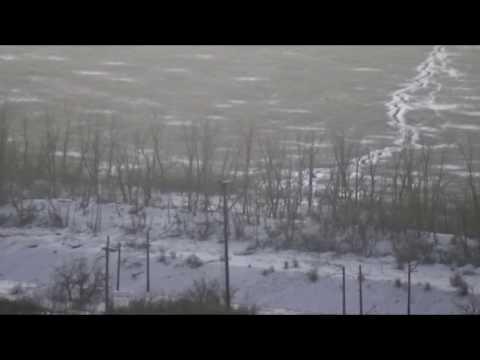 відео з дрону в зоні АТО