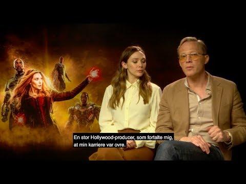 """Avengers-interview - Paul Bettany: """"Joss Whedon reddede min karriere"""""""