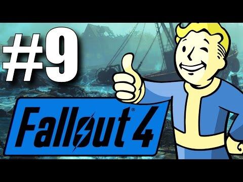 Fallout 4 Far Harbor DLC - Part 9 - Vim! Corporate Headquarters (New Survival Mode)