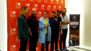 Автограф-сесія Антитіла (Полтава, ТРЦ Экватор,  17.03.2017)