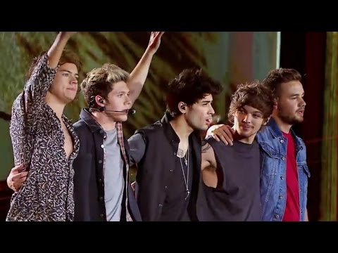 One Direction  Best Song Ever Where We Are:  From San Siro Stadium
