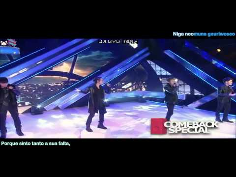 [Live] NOEL - I Miss You [Legendado pt/br+karaokê sub]