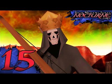 Shin Megami Tensei III: Nocturne - Part 15 - White Rider