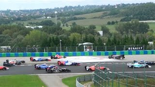 WSR 2014 CRASH HUNGARORING
