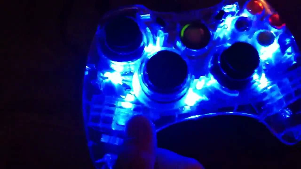 Does The Rock Candy Xbox Controller Light Up Teder Vtngcf Org