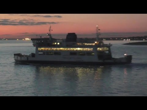 Wightlink - St Clare - Fishbourne To Portsmouth