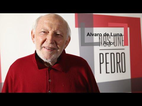 Nos Une Pedro - Alvaro de Luna - Actor