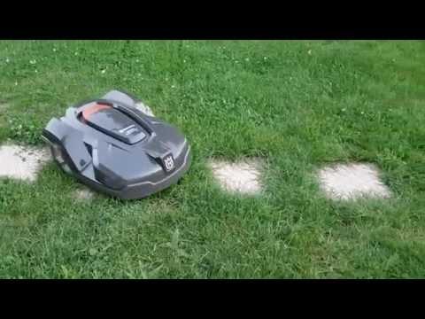 Газонокосилка робот Husqvarna Automower 420