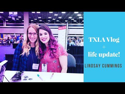 Life Updates + TXLA18 Vlog & Book Haul