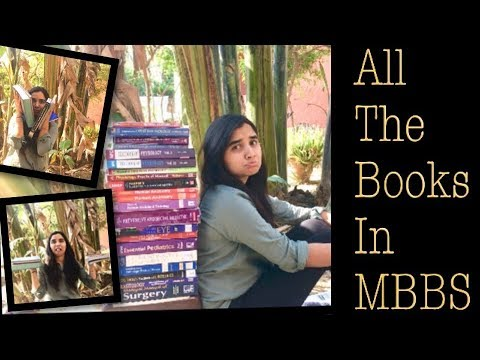 Books To Study In MBBS 1st To 4th Year| Syllabus Of MBBS| Pavitraa Shankar