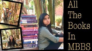 Books to study in MBBS 1st to 4th year  Syllabus Of MBBS  Pavitraa Shankar
