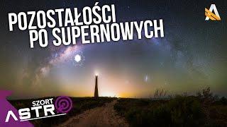 Niewidzialne supernowe - AstroSzort