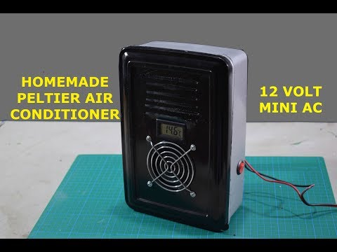 DIY 12V Thermoelectric Peltier TEC-12706 Semiconductor Refrigeration Device MWT
