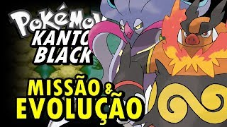 Pokemon Kanto Black (Detonado - Parte 9) - Emboar, Lostelle e Silph Scope