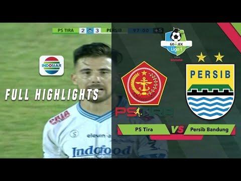 PS Tira (2) vs (3) Persib Bandung - Full Highlights | Go-Jek Liga 1 Bersama Bukalapak