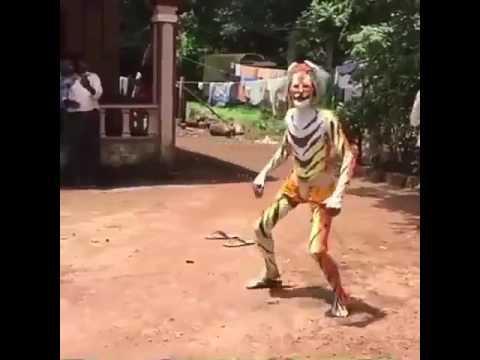 pili dance dinesha sullia