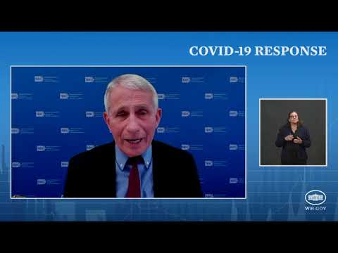 Press Conference: White House COVID-19 Response Team Holds a Briefing - March 22, 2021
