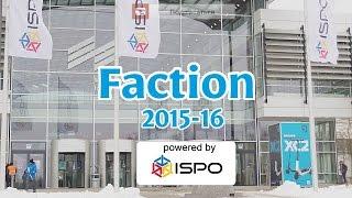 Горные лыжи Faction сезон 2015-16