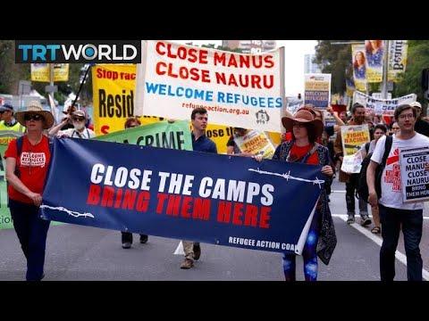 Australia's 'open-air prison' in Nauru
