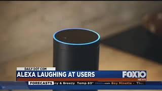 Alexa laughing | Amazon Alexa | Artificial Intelligence | Alexa Wake Word | Video