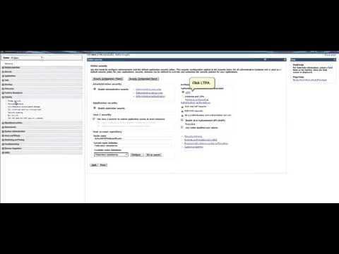 WebSphere 8 5 5 Importing LTPA keys