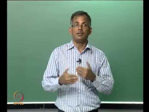 Mod-01 Lec-01 Loads On Offshore Structures - 1
