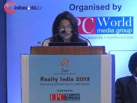 Ms. Kaadambari-Realty India 2013