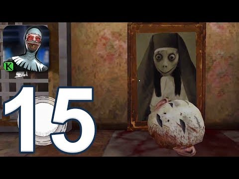 Evil Nun - Gameplay Walkthrough Part 15 - All Easter Eggs (iOS, Android)