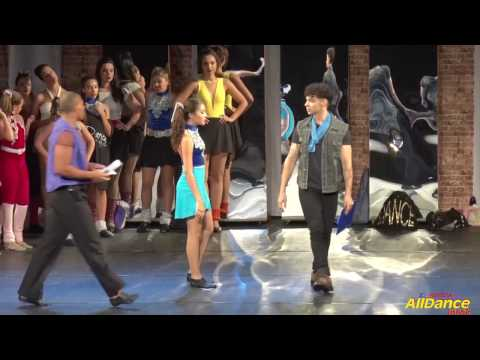 A CHORUS LINE 1º ATO - PEED, PATRÍCIA ESTEVES Escola de Dança.