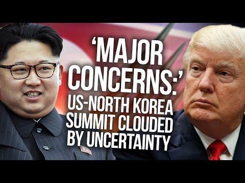 'Major Concerns:' US-North Korea...