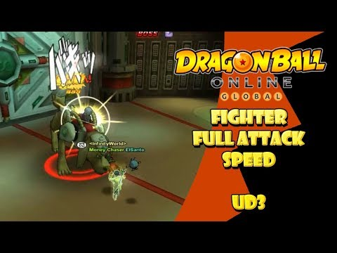 DragonBall Online Global - UD3 NORMAL - Solo Speed Fighter (Pre-Open Beta Stage)