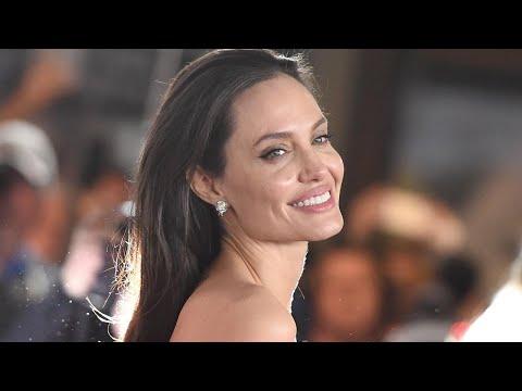 Angelina Jolie Says She Doesn