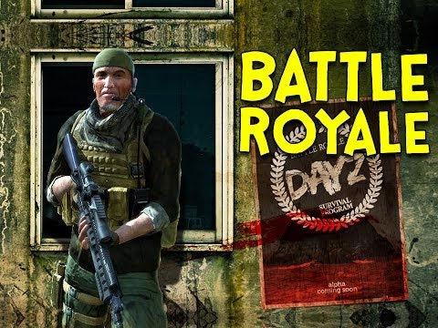 BATTLE ROYALE! - Arma 2: DayZ Mod - Ep.39