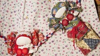 Видео-урок по изготовлению тульских кукол-лихорадок