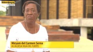 Un colegio con esencia Embera en Vigía del Fuerte