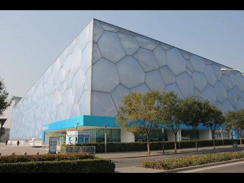 Beijing National Aquatics Center or Water Cube / 北京国家游泳中心 / 水立方
