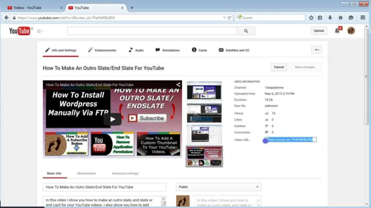 how to link to a certain time in a youtube video youtube rh youtube com How to Paint YouTube Videos How to Videos YouTube Bleeding Floor Jacks