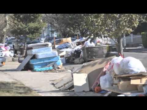 Hurricane Sandy - Long Beach Strong