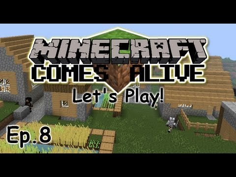 "Minecraft Comes Alive: Ep8 ""They grow up so fast!"""